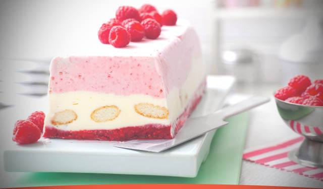 Read more about the article Raspberry parfait (6 portions)